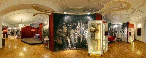 Wirtualne spacery - Muzeum Witolda Gombrowicza