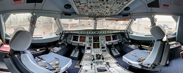 panoramy Airbus A330